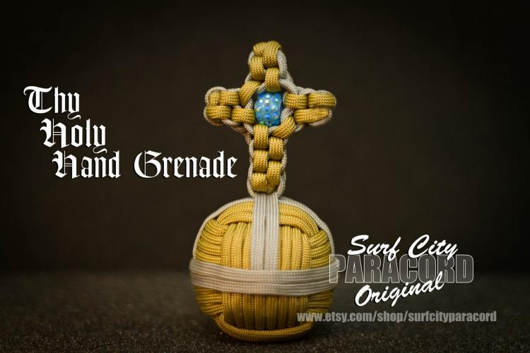 Paracord Survival Holy Hand Grenade