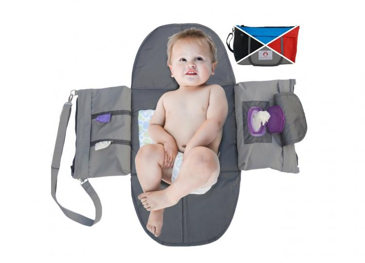 Peke Buo Portable Diaper Changing Station - Best portable diaper changing bag