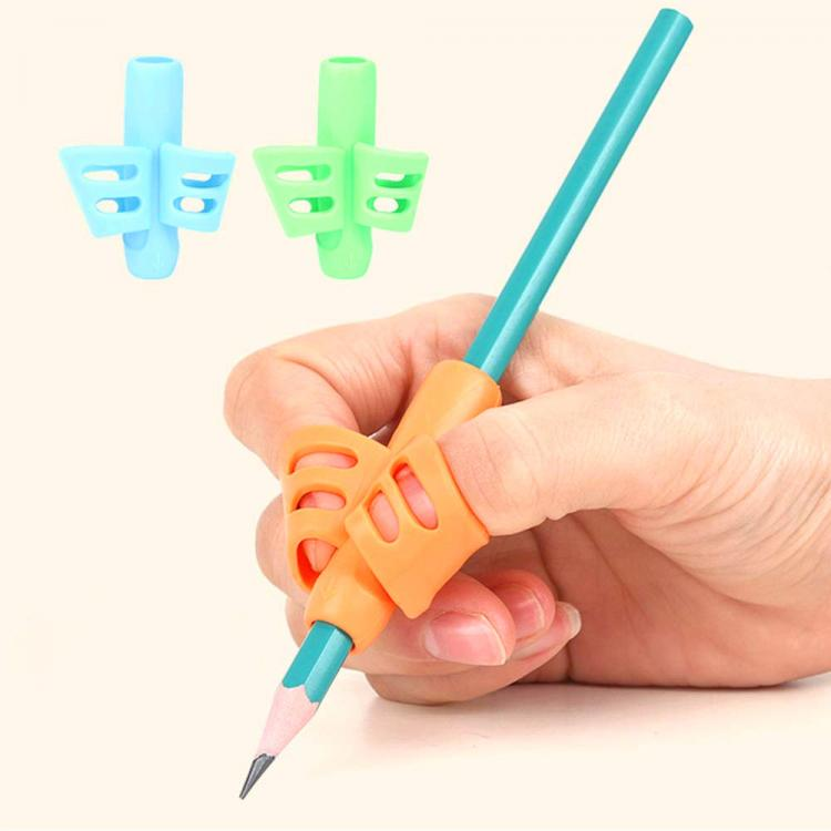 Pencil Grips Teach Kids How To Properly Grip a Pencil