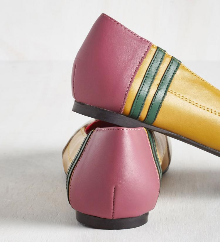 Pencil me in flats - Shoes That look like pencils