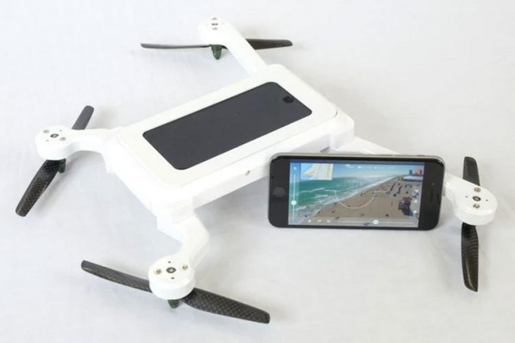 Phone Drone Ethos - Turns Your Phone Into A Drone