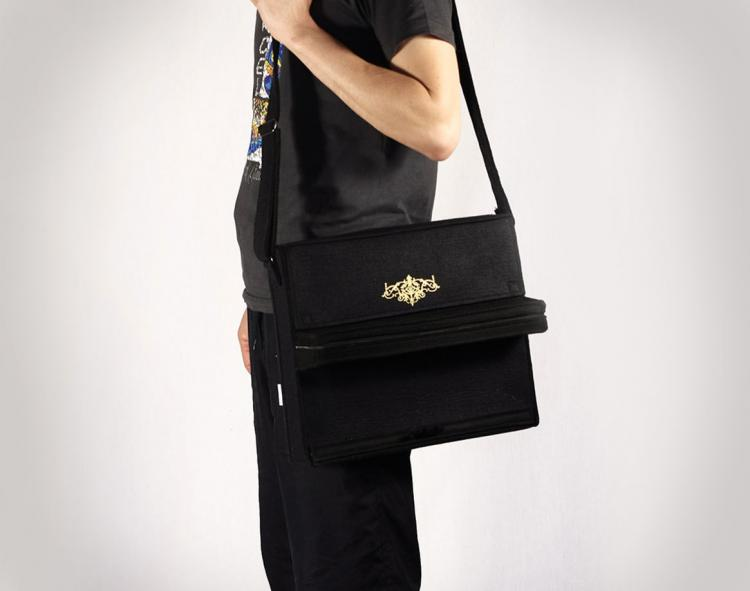 Black Piano Bag