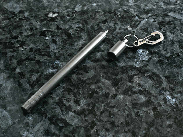 PicoPen Titanium Key-Chain Pen