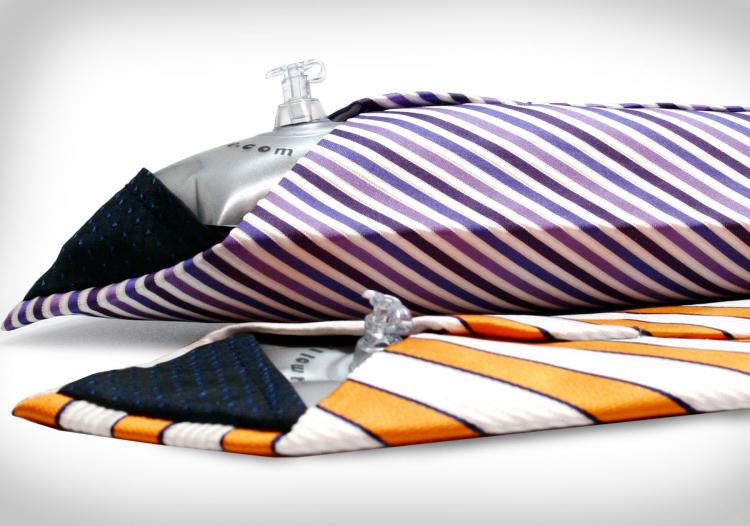 Inflatable Pillow Tie