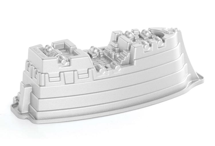 Pirate Ship Shaped Cake Pan