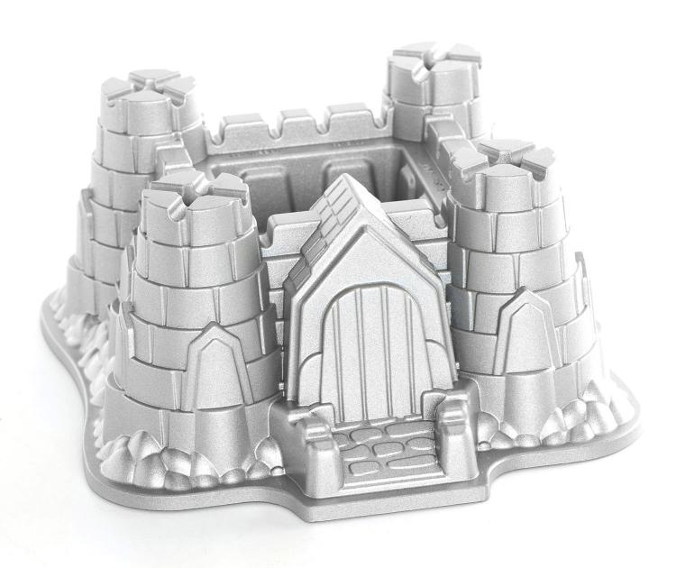 Castle Shaped Cake Pan