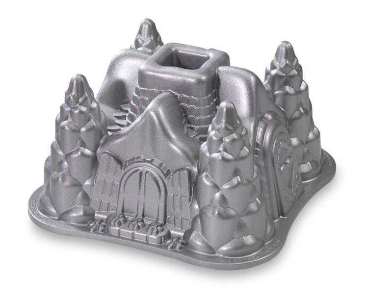 Fairytale Castle Shaped Cake Pan
