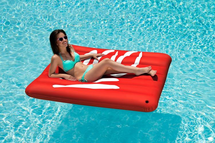 100 Emoji Pool Float - Giant Emoji Shaped Pool Floats