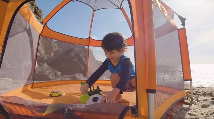 Pop N'Go儿童游戏围栏-终极旅行游戏围栏