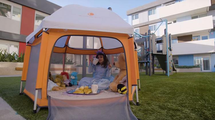 Pop N' Go Kids Playpen - The Ultimate Travel Playpen