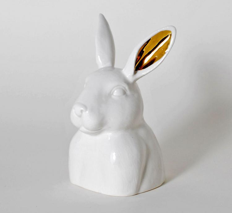 imm Living King's Subject Pencil Holder - Rabbit