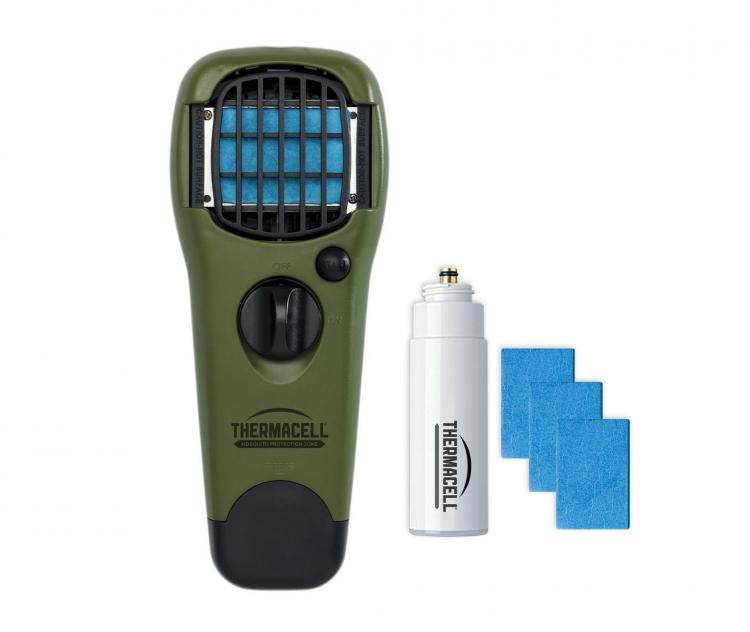 Thermacell Portable Electronic Mosquito Repeller - Best mosquito repellent gadget