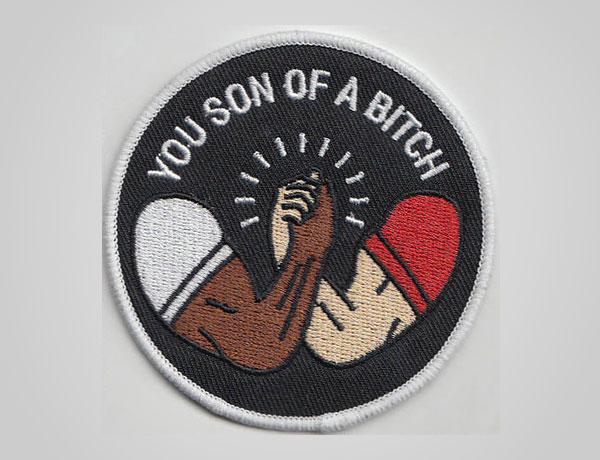 Predator 'You Son of a Bitch' Patch