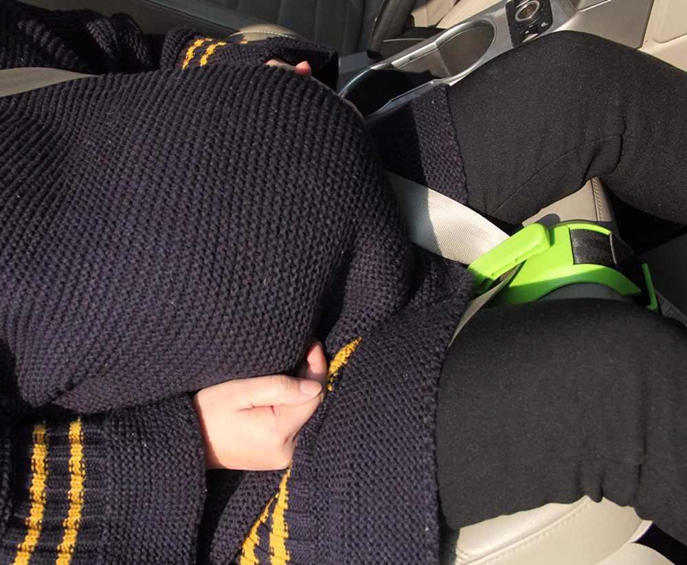 Cinto de segurança para gravidez - Cinto de segurança protege o feto em acidente de carro