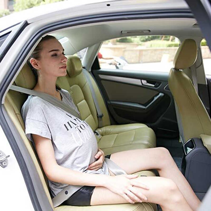 This Pregnancy Car Seat Belt Protects Your Fetus In a Car ...