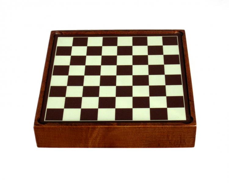 Preset Chess Board - Magnetic Travel Chess Board