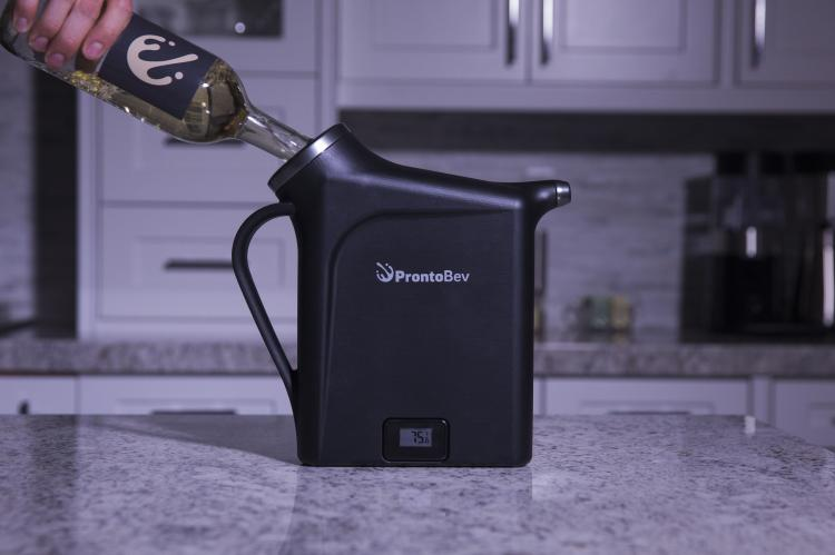 ProntoBev Wine Chiller - Cools Your Drinks In 30 Seconds