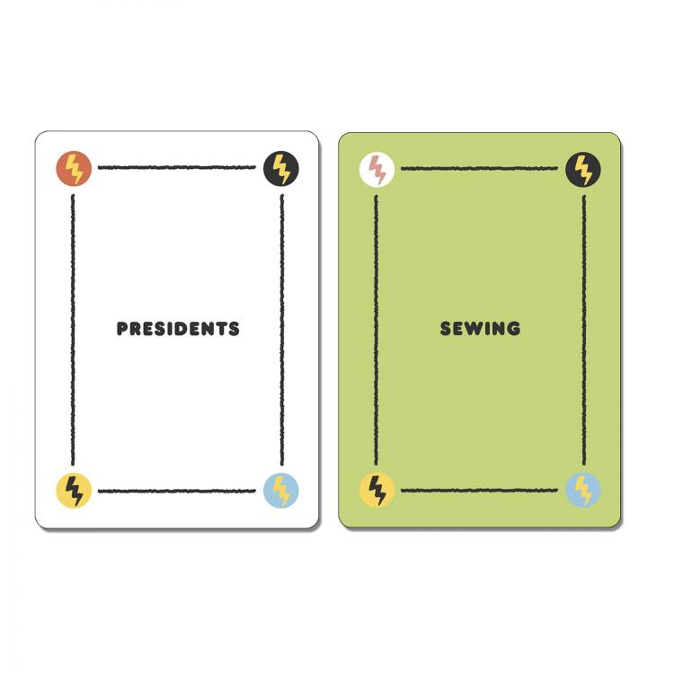 Punderdome Party Card Game - Card Game Of Puns - Dad Joke Card Game