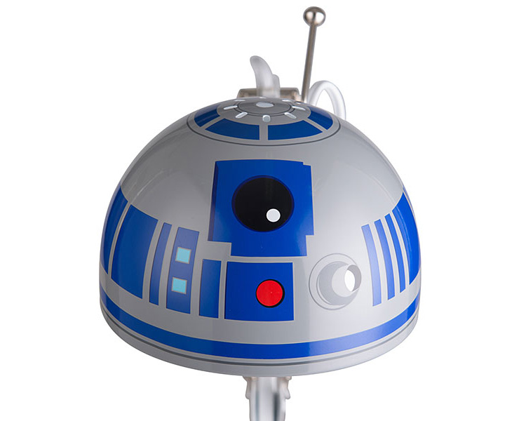 Star Wars R2-D2 Desk Lamp
