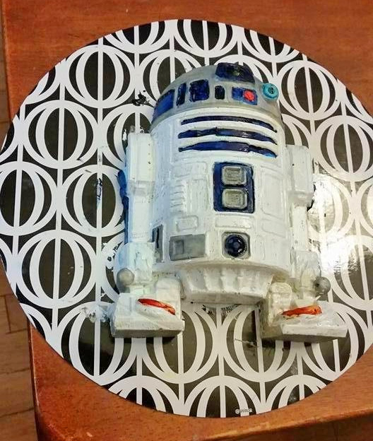 Star Wars R2-D2 Ice/Cake/Jello Mold