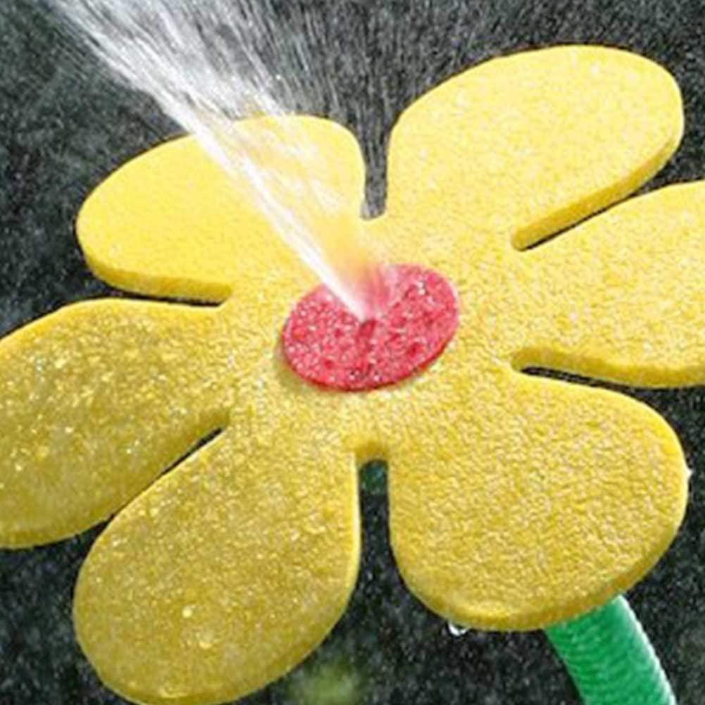 Crazy Daisy Dancing Flower Shaped Sprinkler