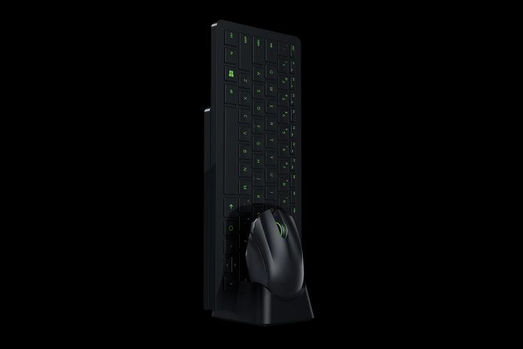Razer Turret Lap Keyboard Mouse Combo - Lapboard keyboard/mouse light up keyboard and mouse - couch pc gaming