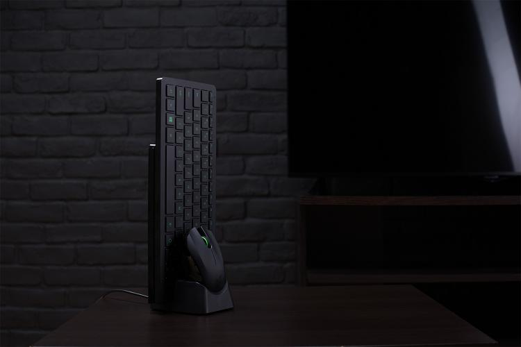 Razer Turret Lap Keyboard Mouse Combo