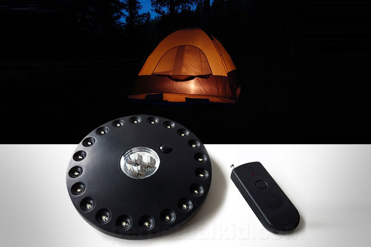 Remote Activated Tent Finder Light - Festival tent finder remote lamp