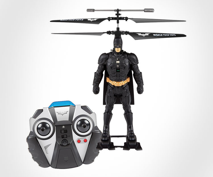 Remote Control Batman Helicopter