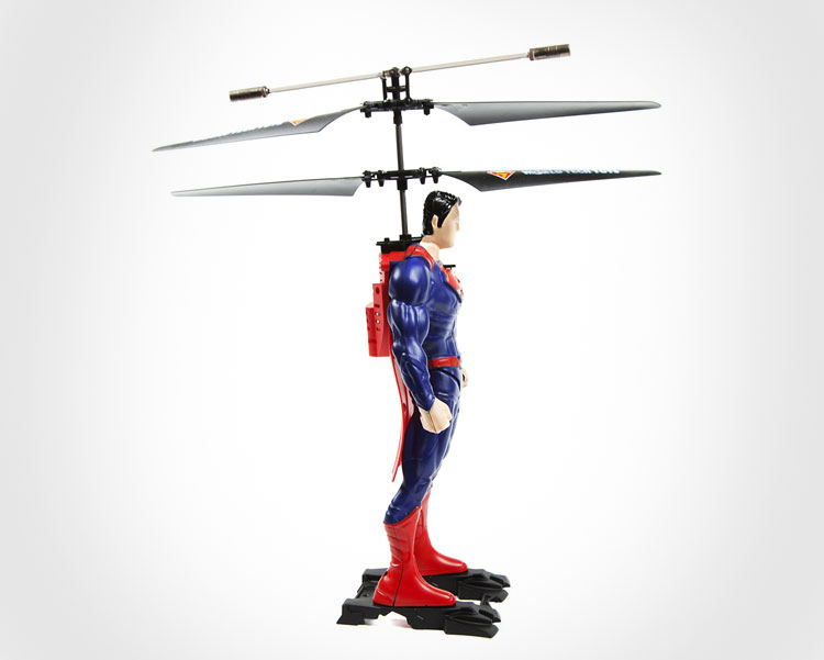 Remote Control Superman Helicopter