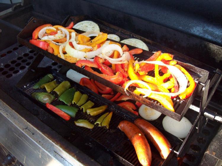 Rib-O-Lator Rotating Barbecue Rotisserie