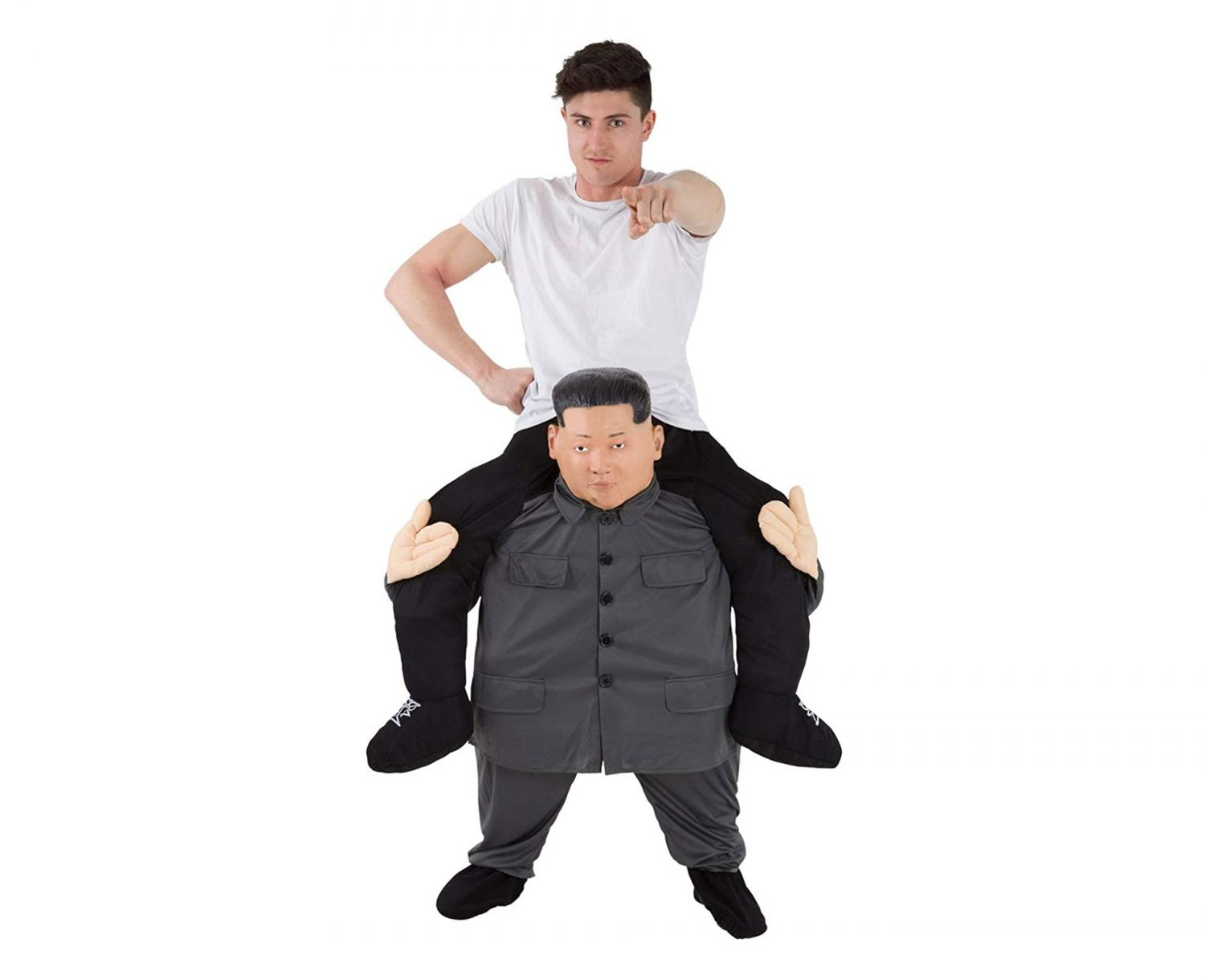 Ride-On Kim Jong Un Halloween Costume