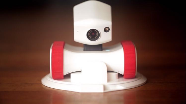 Riley Home Security Camera Robot - Camera Robot control using your smart phone