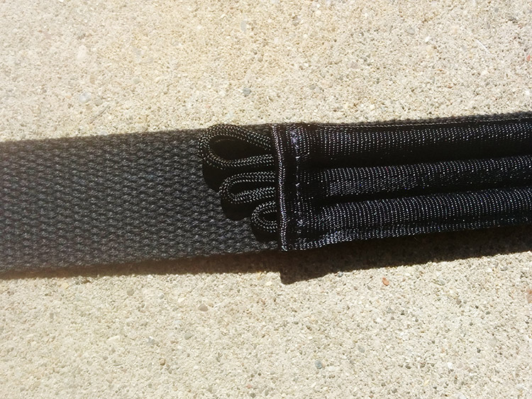 Ripcord Belt - Re-usable Paracord Belt