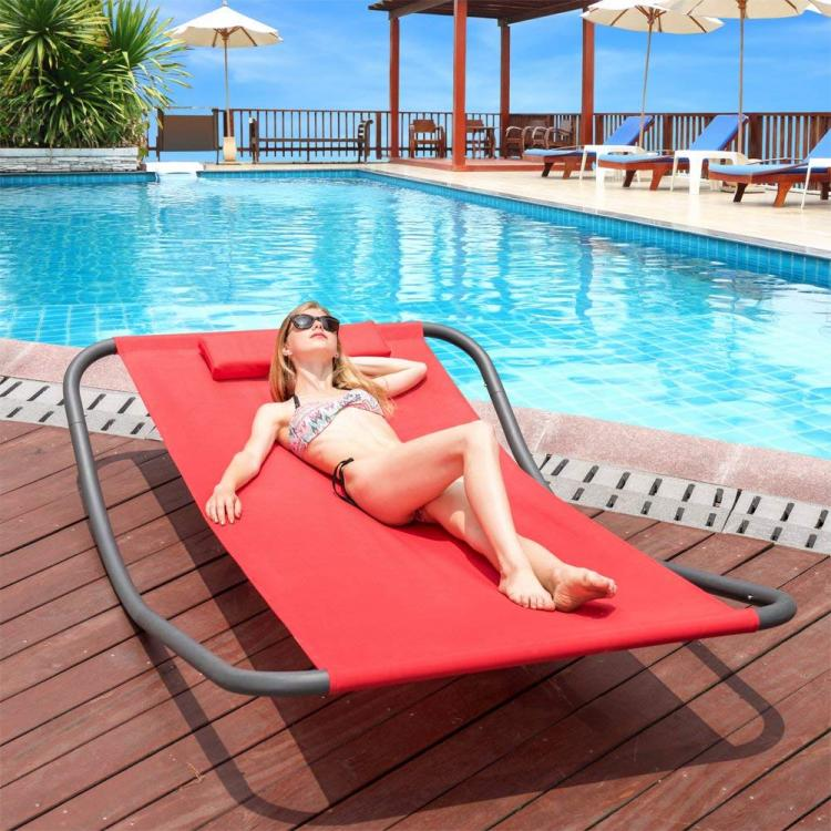 Rocking Hammock Lounger Chair - Hammock pool chair