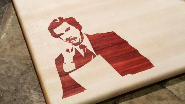Anchorman - I'm Kind of a Big Meal Cutting Board