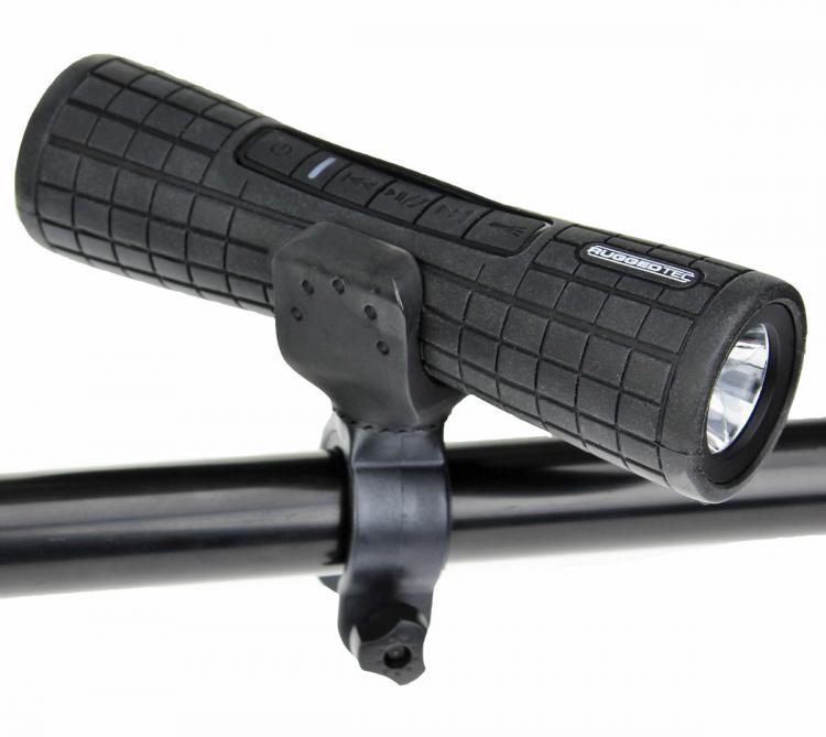 RuggedTec Flashbang - Bluetooth Speaker Flashlight