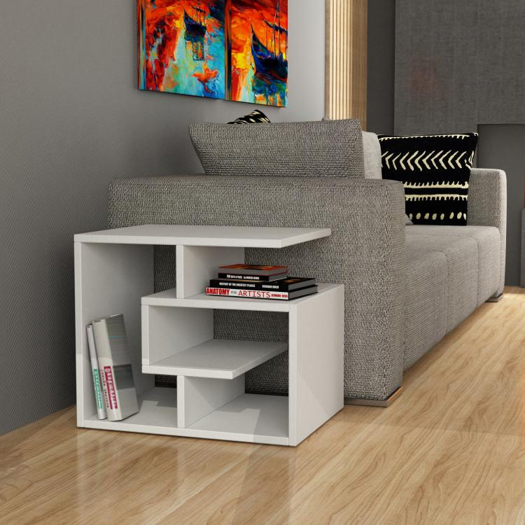 Modern Maze Side Table