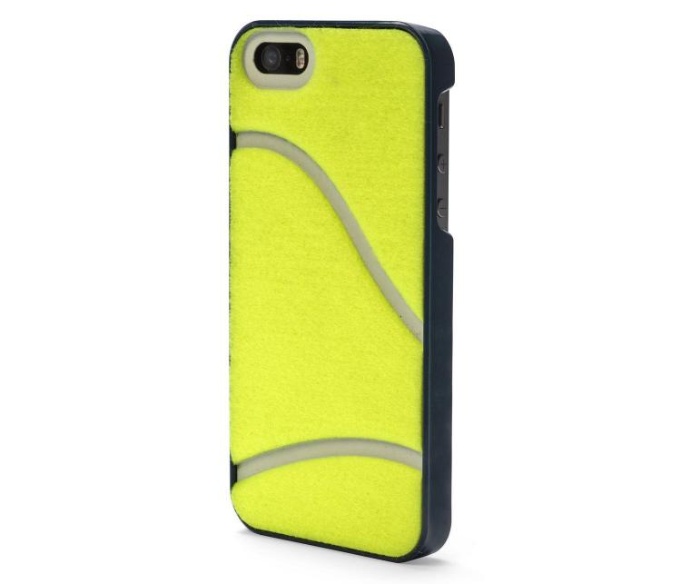 iPhone Case Made From Tennis Ball Felt