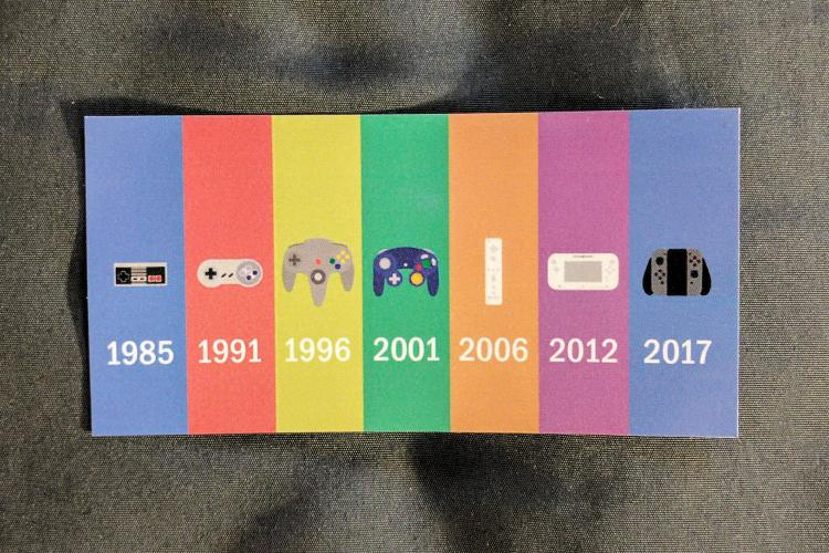 'Save Your Progress?' Geeky Video Game Bookmark - Video game themed bookmark