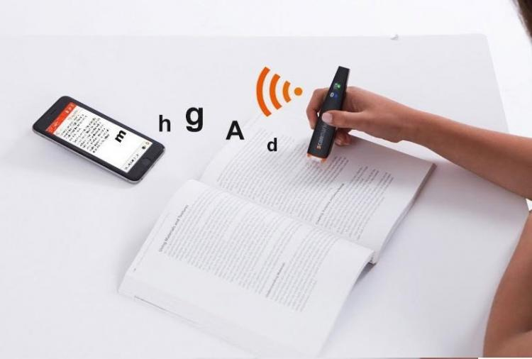 ScanMarker Instantly Scan Text To Your Computer or Smart Phone - Quick text scanning marker