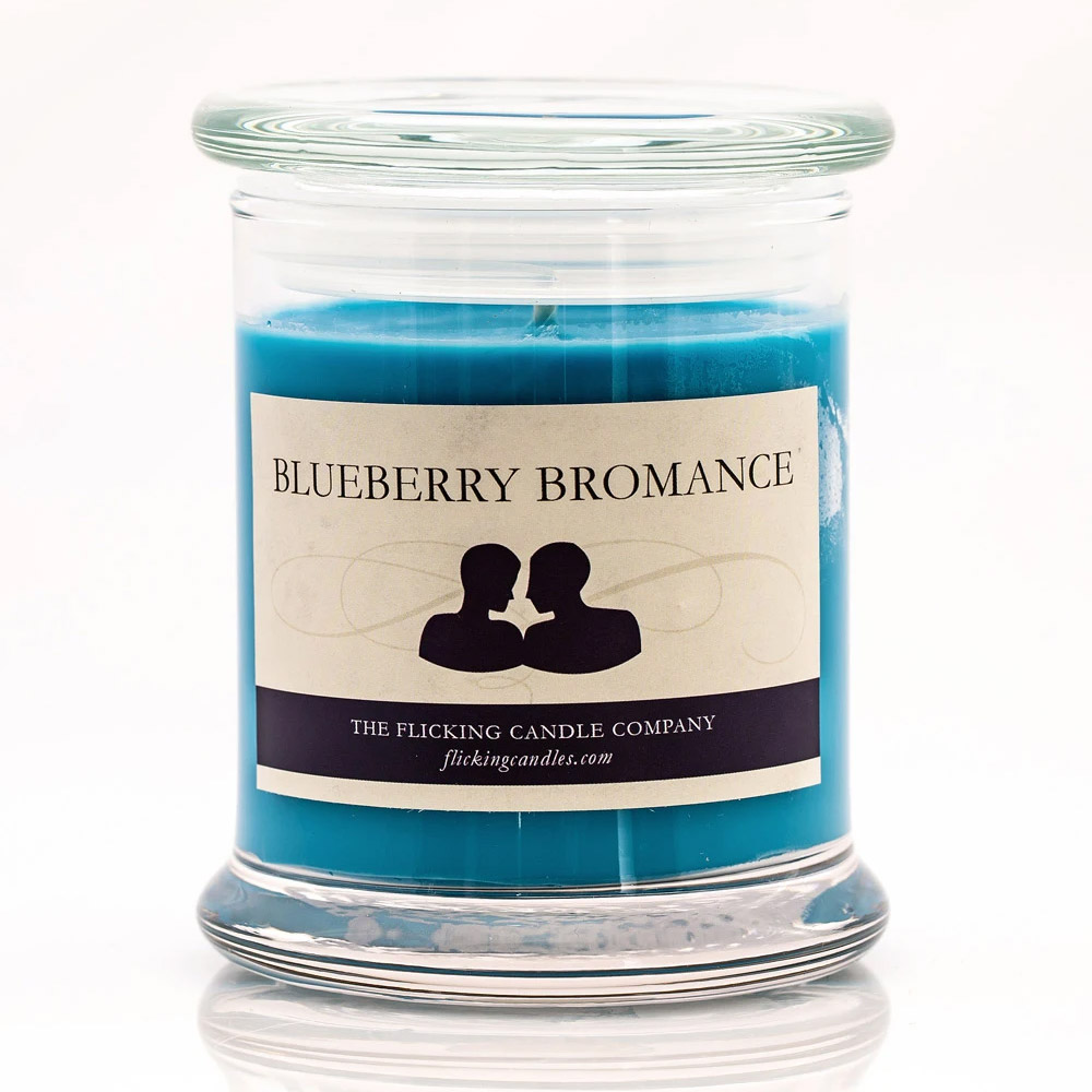 Bromance Funny Scented Candle