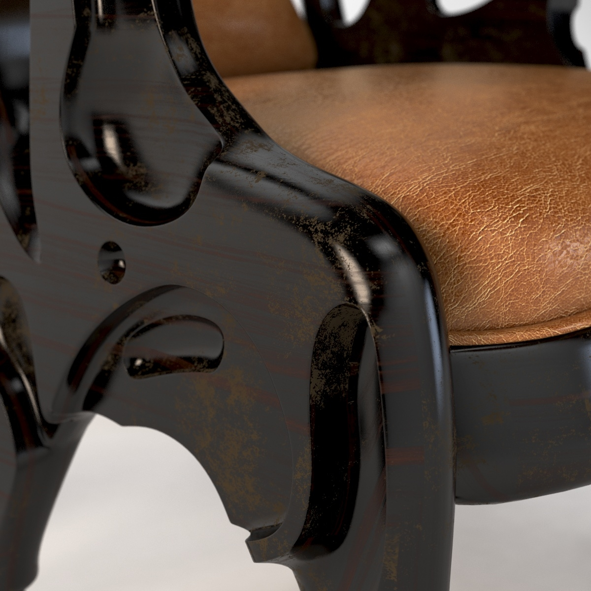 This Incredible Scorpion Chair Might Be The Ultimate Evil Villain Chair