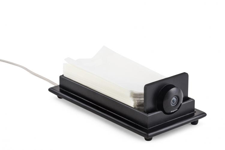 Dropcam Accessories - Hide camera in mirrored kleenex box