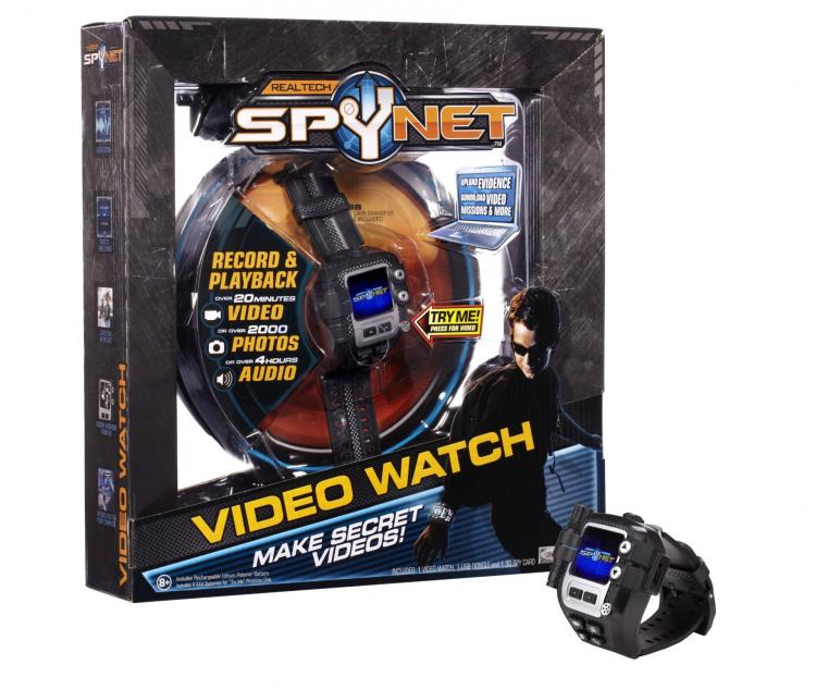 Spy Net Video Watch - Peek Around Corners