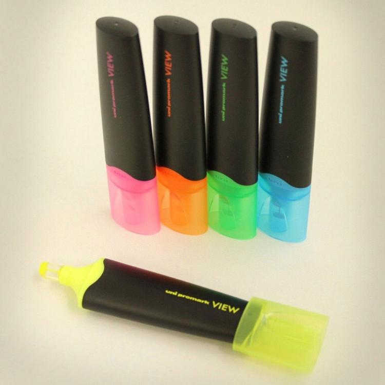 See-Through Highlighters