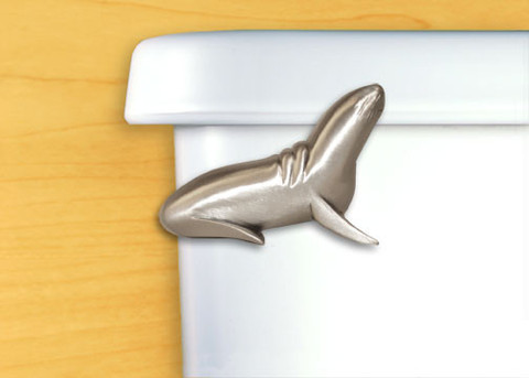 Manatee Toilet Handle