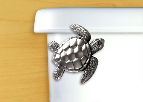 Turtle Toilet Handle