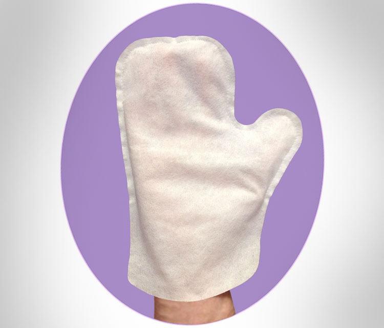 Shittens - Mitten shaped wet wipes - Glove shaped baby wipes