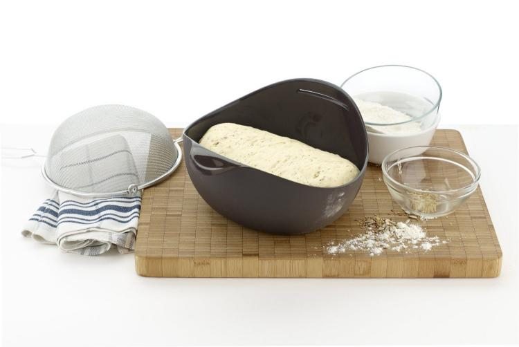 Silicone Bread Maker Bowl - Bowl Makes Bread In Oven